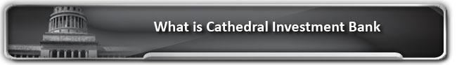 Que es Cathedral Bank